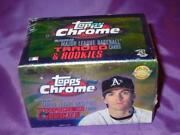 2000 Topps Chrome Traded Set