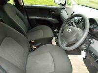 HYUNDAI I10 ACTIVE 2012 Petrol Manual in Black (black) 2012