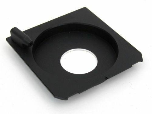 Linhof 4*5in LF Lens Board 99*96mm Recessed 11mm copal #0 Eccentric hole Luland