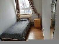 Beautiful single room in this well maintained flat with bills included, Zetland street, Poplar
