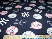New York Yankees Fabric