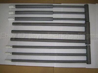 10pcs W Shape Sic Jinyu Electric Heating Elements For High Temp Furnace Kilns