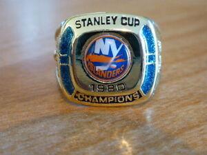 1980 New York Islanders Stanley Cup ring