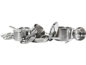 Professional stainless steel cookware - Perfect Wedding Gift!