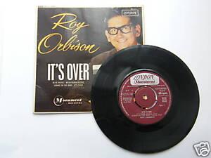 Roy Orbison - It's Over - 7