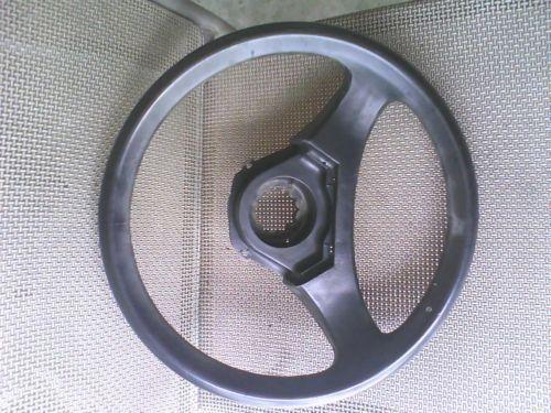 Garden Tractor Steering Wheel : Lawn tractor steering wheel ebay