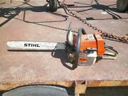 Refurbished Stihl Chainsaws