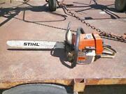 Refurbished Stihl Chainsaws