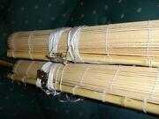 Bambus Jalousie