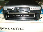 Car 8 Track Player