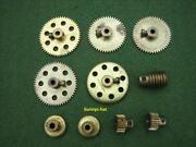 Meccano Gears
