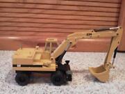 Toy Cat Excavator