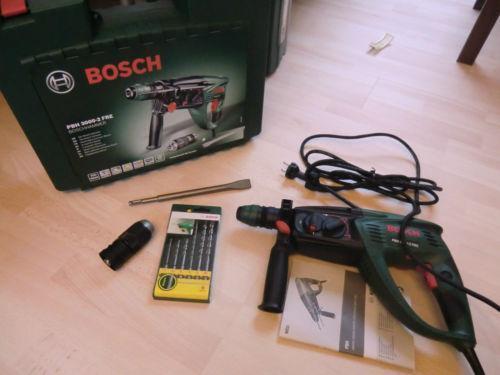 bosch pbh 3000 2 fre ebay. Black Bedroom Furniture Sets. Home Design Ideas
