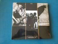 U2 The Joshua Tree Singles Remastered & Live - Fan Club Vinyls - BRAND NEW & SEALED