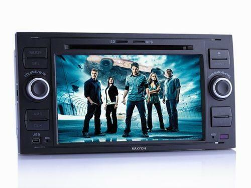 ford kuga radio auto hi fi navigation ebay. Black Bedroom Furniture Sets. Home Design Ideas
