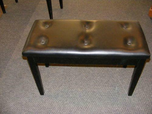used piano bench ebay. Black Bedroom Furniture Sets. Home Design Ideas