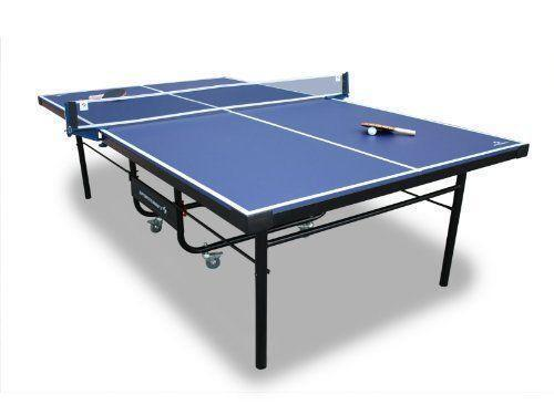 used ping pong table ebay. Black Bedroom Furniture Sets. Home Design Ideas