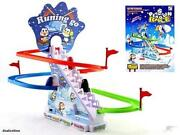 Penguin Race Game