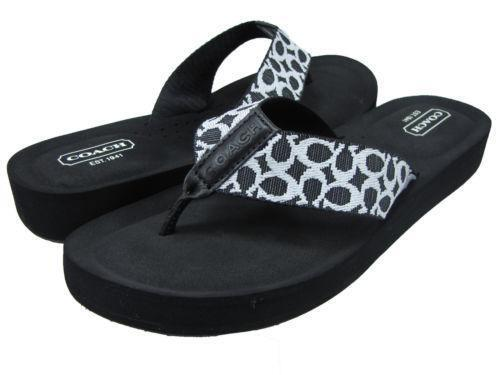 7750432be Coach Jessalyn  Sandals   Flip Flops