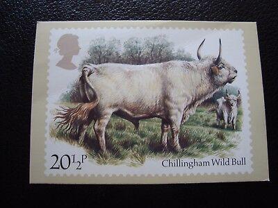Das Vereinigte Königreich - Postkarte 1984 (Thema Philatelie) (cy67) United