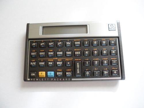 hp 15c scientific calculator ebay. Black Bedroom Furniture Sets. Home Design Ideas