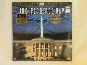 Independence Day Laserdisc