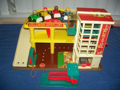 Toy Parking Garage Ebay