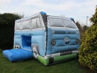 Bouncy castle and soft play equipment hire across Tyne and Wear, Durham, Northumberland