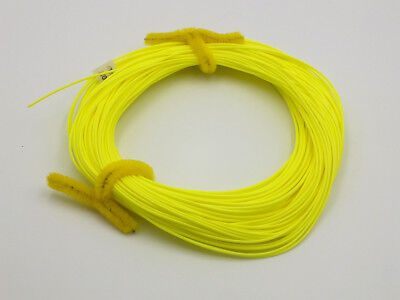 RIO MAINSTREAM BASS NEW WF-6-F #6 WEIGHT FORWARD FLOATING FLY LINE YELLOW