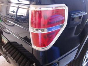 2009 F150 left and right taillights