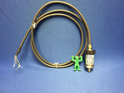 Wika - Model S-10 Pressure Transmitter P 66109663 100 Psi Dc10-30v