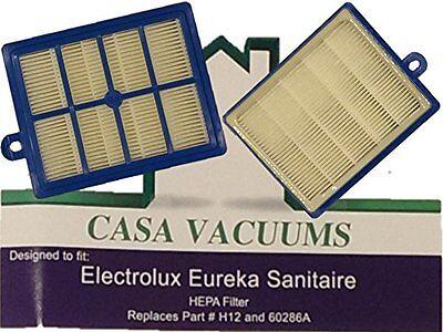 Eureka  HF1 Washable Hepa Filter 60286A fits Oxygen & Harmony Canister Vacuum Hf1 Hepa Filter