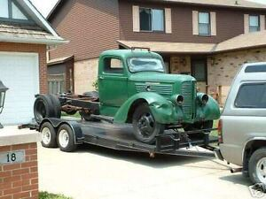 1938 fargo/dodge truck