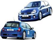 Renault Clio Body Kit
