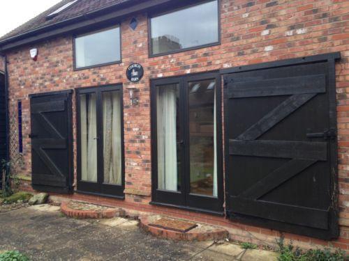 Wooden Barn Doors Ebay