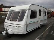 Swift 5 Berth Caravan