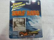 Johnny Lightning Surf Rods