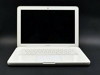 "Apple MacBook 13.3"" A1342 2010 2.4Ghz 500GB HDD 4GB RAM MC516LL/A New Battery"