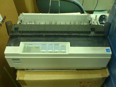 Epson LQ-300+II LQ300 LQ300+ LQ II 24 300 Ad Aghi USB