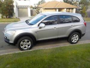 2007 Holden Captiva 2.0T Diesel 4x4 RWC Coomera Gold Coast North Preview
