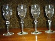 Waterford Sherry Glasses