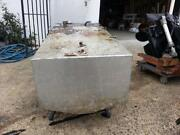 Used Aluminum Fuel Tank
