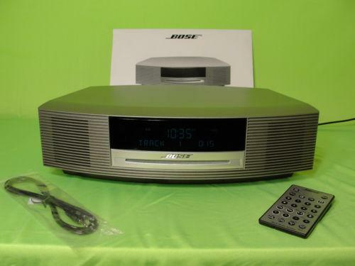 cd bose wave radio player system ebay. Black Bedroom Furniture Sets. Home Design Ideas