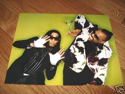 Black Eyed Peas Cool Sexy 8x10 Promo Photo