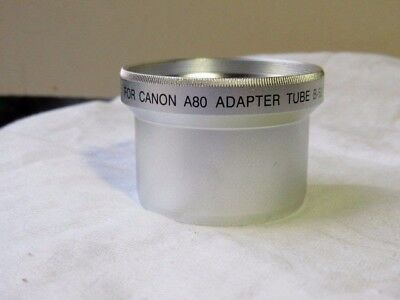Адаптеры для объективов CANON A80 Adapter