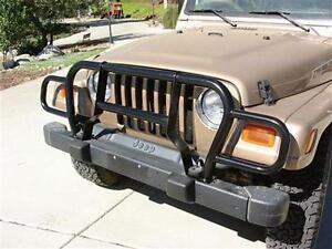 JEEP WRANGLER - Euro Grille Guard 87-06