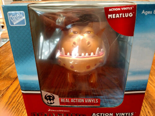 HTTYD Dragons Wave 1 Action The Loyal Subjects Vinyl Meatlug 3/12