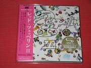 LED Zeppelin Mini LP Japan