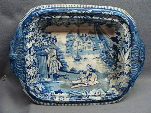Transferware Dishes Pottery Amp China Ebay