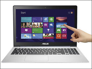 ASUS S551L TouchScreen Core i7 8GB 750GB 7200RPM 2 video cards